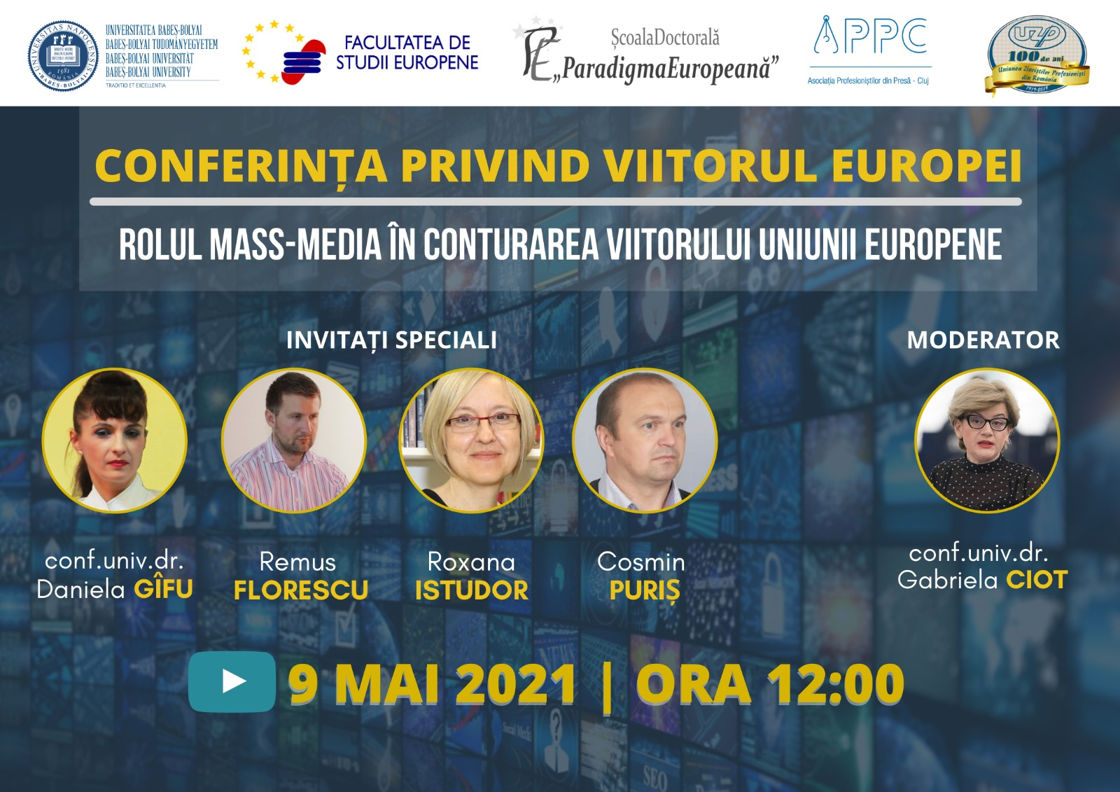The role of the media in shaping the future of the European Union