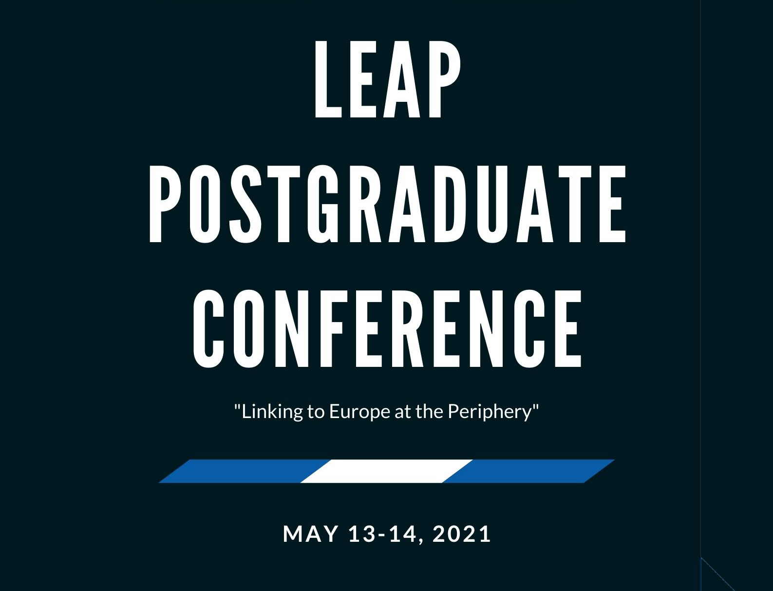 Call for Papers LEAP Postgraduate Conference